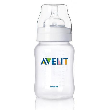 AVENT fľaša CLASSIC 260 ml 0% BPA