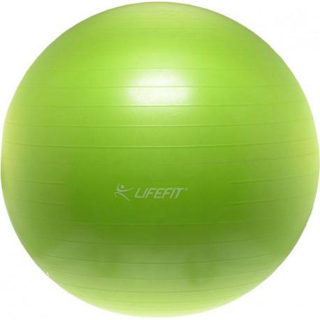 LIFEFIT Anti-Burst Gymball 85cm - zelená