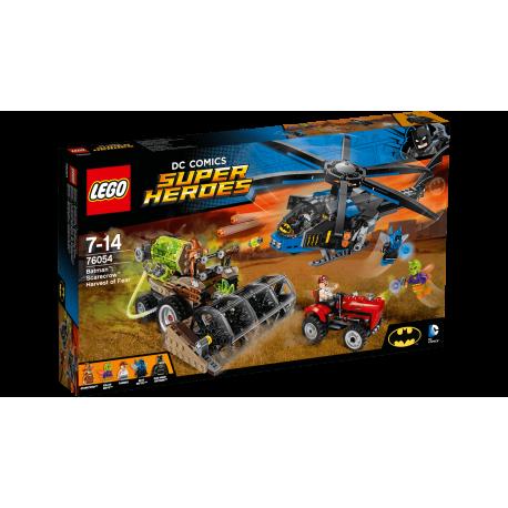 LEGO Super Heroes 76054 - Batman: Scarecrow žatva strachu