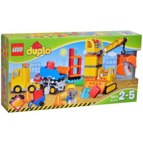 LEGO Duplo 10813 - Veľké stanovisko