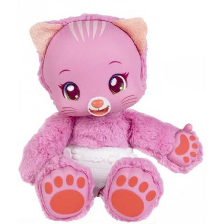 Zoopy Babies Plyšová mačíčka