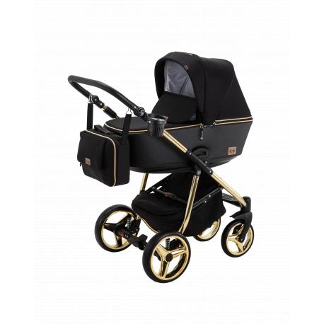 Kombinovaný kočík Adamex Reggio Gold Y85