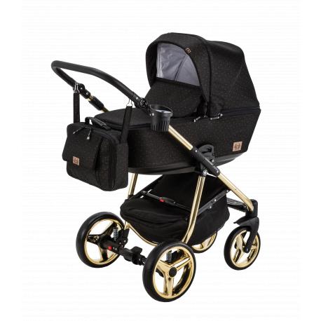 Kombinovaný kočík Adamex Reggio Gold Y117