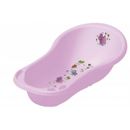 Detská vanička Hippo 100 cm - Fialová