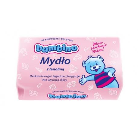 Detské mydlo BAMBINO s lanolínou
