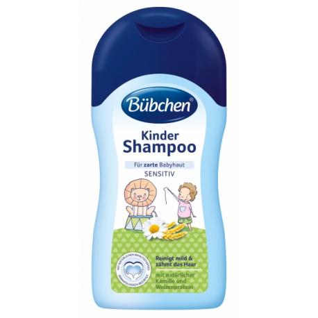 übchen Detský šampón sensitiv 400 ml