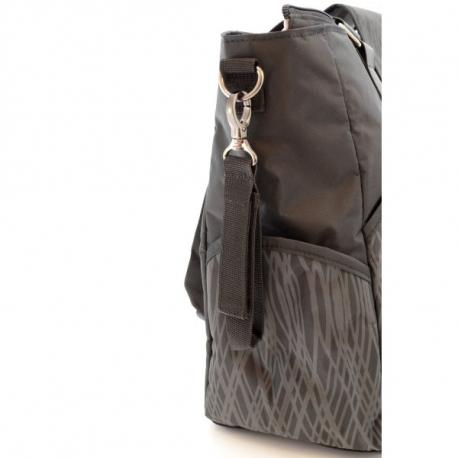 Prebaľovacia taška ku kočíku - čierna