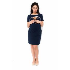 Tehotenské a dojčiace šaty Aldona