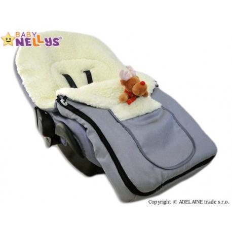Multifunkčný fusak Vlna 4v1 Baby Nellys ® - limeta