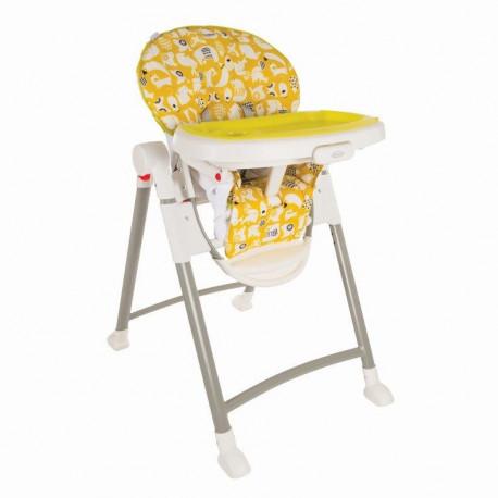 Jedálenská stolička CONTEMPO SPRING LIME