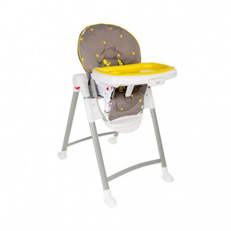 Jedálenská stolička CONTEMPO Neon Sand