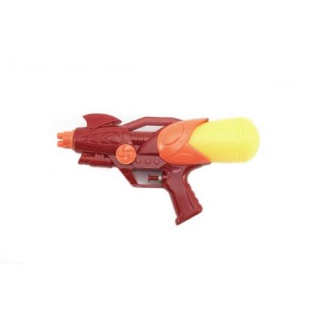Vodné pištole plast 25cm asst 2 farby v sáčku