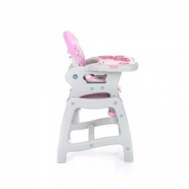 Jedálenský stolček Coto Baby STARS Šnek - modrý