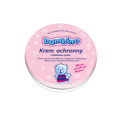 Detský ochranný krém BAMBINO - 150 ml