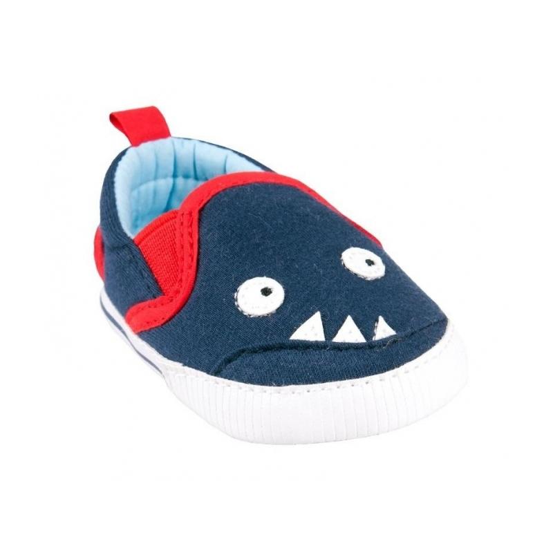 8fb7ffff3c2e Topánočky tenisky Monster - tm. modré
