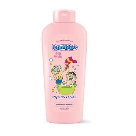 Detská jemná kúpeľ BAMBINO - 400 ml