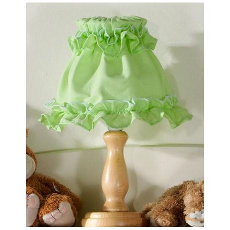 Nočná lampička - Zelená