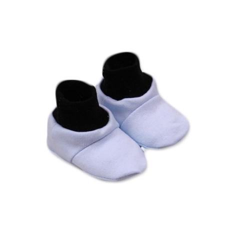 1f1091c57ccc2 Topánočky /ponožtičky Little prince Bavlna - Modro/čierne