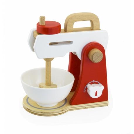 Dřevěný kuchyňský mixer