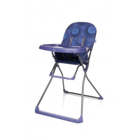 Jedálenská stolička FLOWER PURPLE