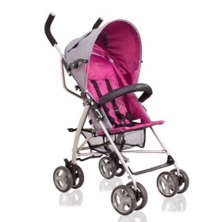 Golfový kočík RHYTM Coto Baby - fialová / sivá