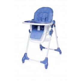 Jedálenská stolička DECCO BLUE