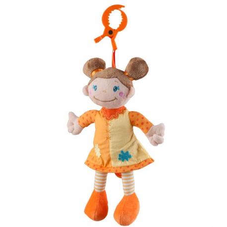 Závesná hracie hračka HOLKA hnedovláska Baby Ono