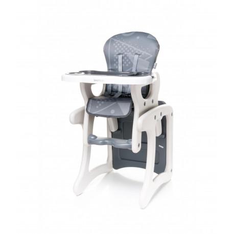 Jedálenská stolička Fashion GREY