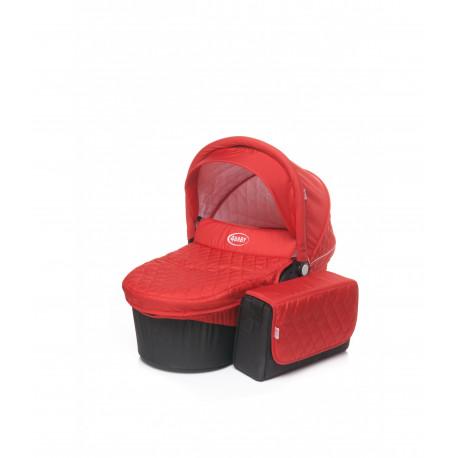 Vanička s taškou Atomic RED