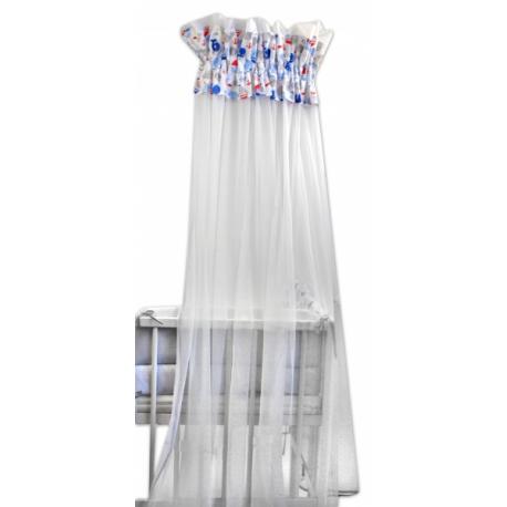Luxusná moskytiéra 170x400cm Oceán baby