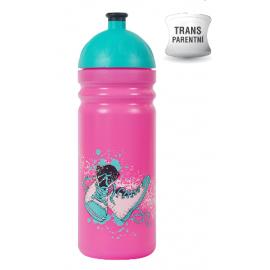 Zdravá fľaša - 0,7 l - Tenisky - ružová