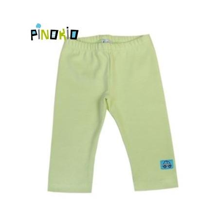 Legínky / tepláčky Pinokio - zelená