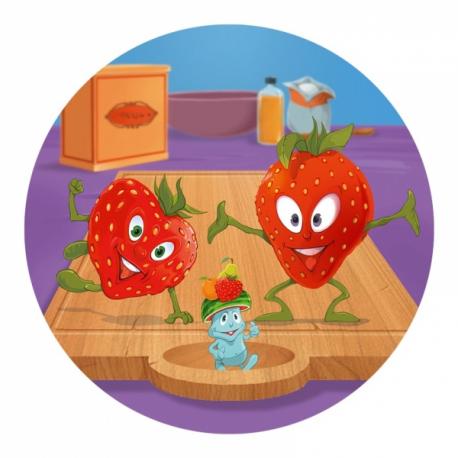 Hra Ovocný šalát