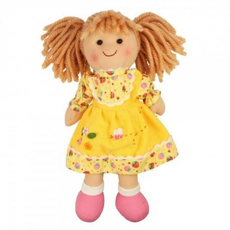 Látková bábika DOMINIKA, 27cm
