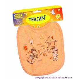 Podbradník Terjan stredný -lososový