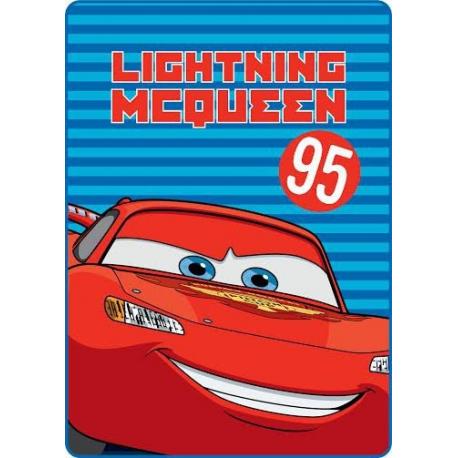 Licenčná dečka veľká - Cars červený