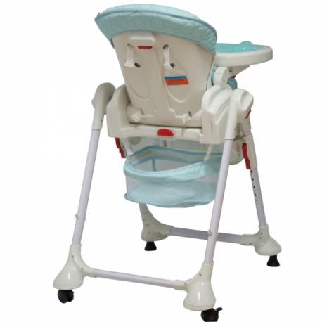 Jedálenská stolička a hojdačka v jednom. Zefir