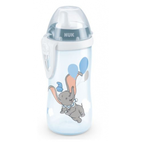 Fľaštička Kiddy Cup 300 ml - Sloník