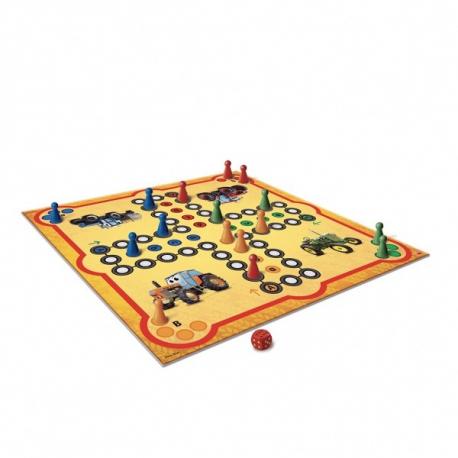 Zetor nehnevaj sa spoločenská hra v krabici 33x23x3,5cm