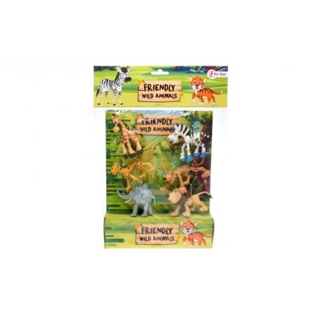 Veselá zvieratka Farma 6ks v sáčku
