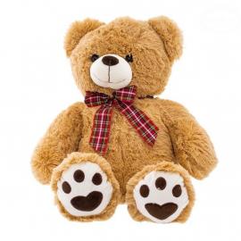 Plyšový medvedík 50cm - sv. hnedý