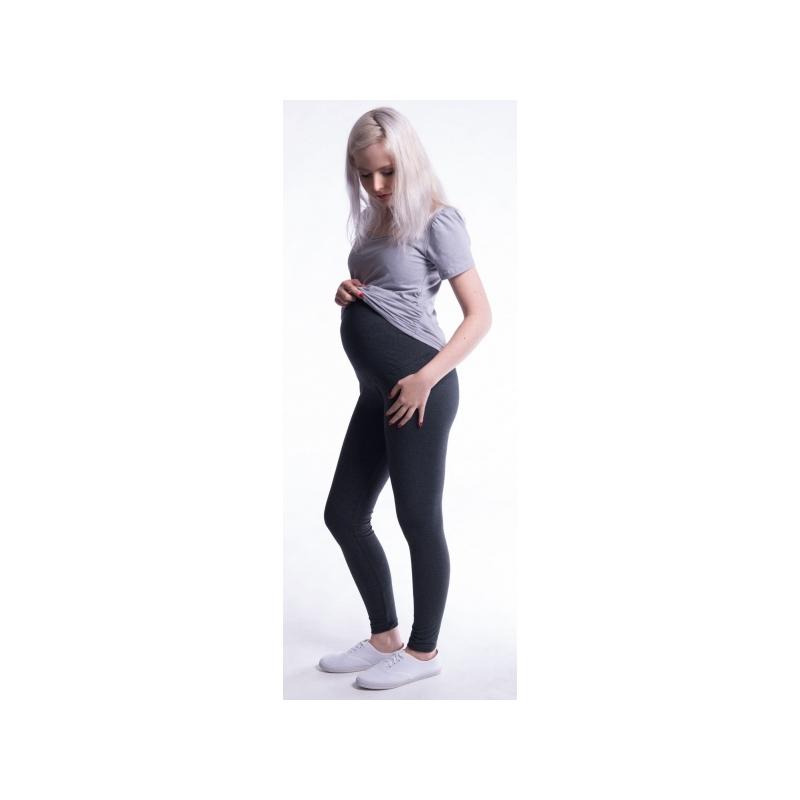 Tehotenské legíny - červené 7862b3f9e2