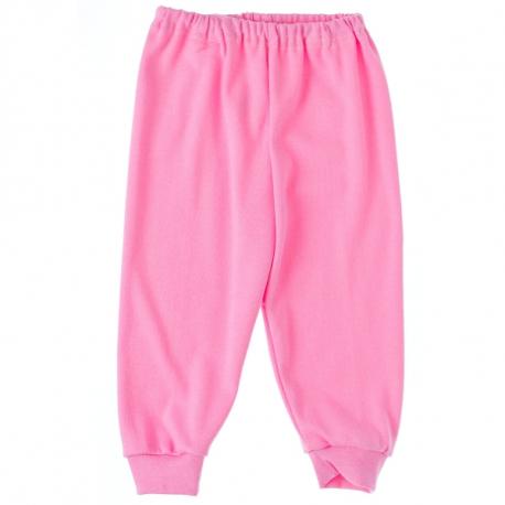 Bavlnené pyžamko Srdiečka - ružové dcc335fa79d