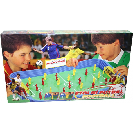 Hra Stolný futbal II