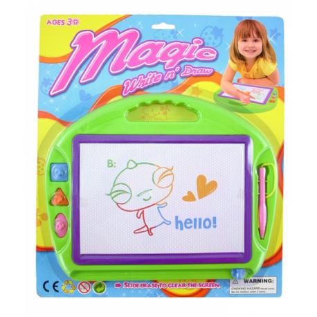Tabuľka magnetická farebná