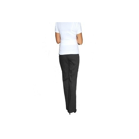 0215d2fa05 Elegantný teh. nohavice letné - čierne