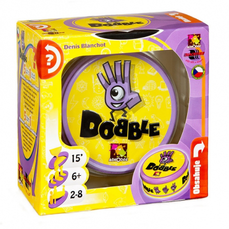 Hra Dobble - ADC