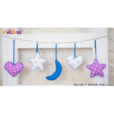 Sada dekorácií Stars be Love č. 7