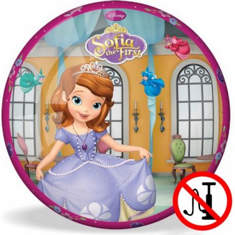 Lopta Disney princezná Sofia Prvá, 23 cm