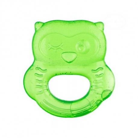 Hryzátko vodné, chladiace AKUKU Sova - zelená